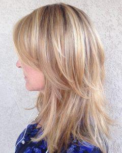 Medium Haircuts To Add Volume