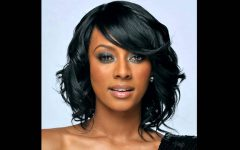 Medium Hairstyles For African American Hair