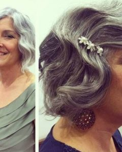 Mother Of Bride Wedding Hairstyles