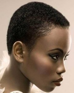 African Short Haircuts