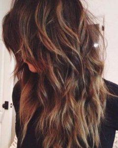 Textured Long Haircuts