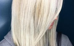 Trendy Angled Blonde Haircuts