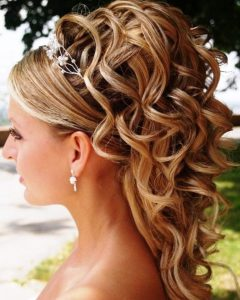 Wedding Hairstyles for Shoulder Length Thin Hair