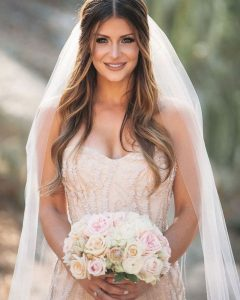 Wedding Hairstyles With Veil Over Face