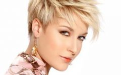 Razor Cut Pixie Haircuts