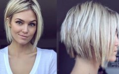 Short Haircuts with Long Front Layers