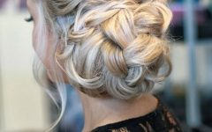 Long and Loose Side Prom Hairstyles