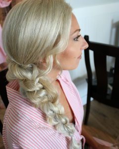 Rope and Braid Hairstyles