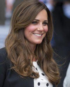 Long Hairstyles Kate Middleton