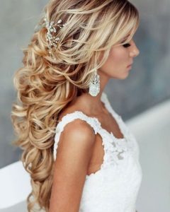 Updos For Brides With Long Hair