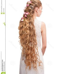 Wedding Hairstyles For Really Long Hair