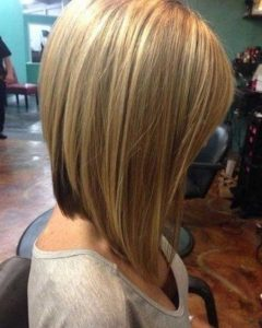 Short In Back Long In Front Hairstyles