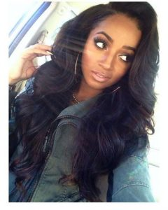 Wavy Long Weave Hairstyles