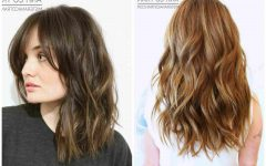 Perfect Loose Waves Hairstyles for Long Faces