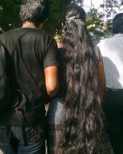 Long Hairstyles In Kerala