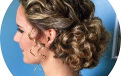 Natural Curly Hair Updos