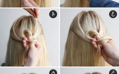 Fancy Knot Prom Hairstyles
