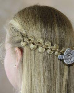 Macrame Braid Hairstyles