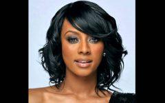 African American Medium Hairstyles