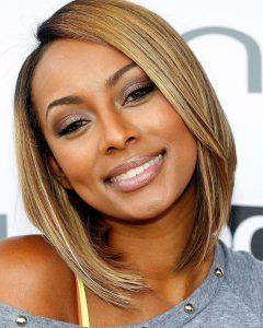 Medium Haircuts for Black Women with Fine Hair