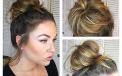 Messy Updo Hairstyles for Thin Hair