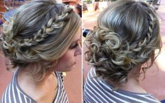 Messy Updo Hairstyles for Wedding