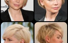 Stylish Grown Out Pixie Hairstyles