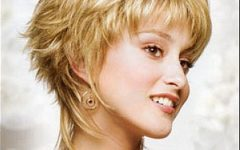 Short Shaggy Choppy Hairstyles