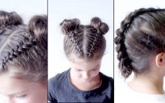 Braided Hairstyles For Thin Hair