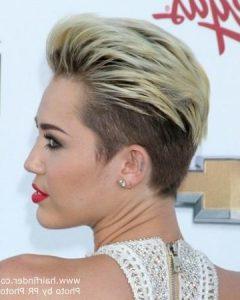 Short Haircuts Like Miley Cyrus