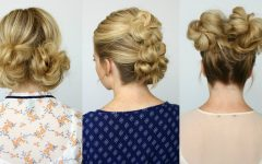 Mini Buns Hairstyles
