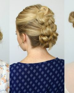 Mini Buns Hairstyles