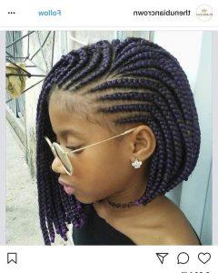 Modern Cornrows Hairstyles