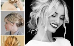 Modern Wedding Hairstyles for Medium Length Hair