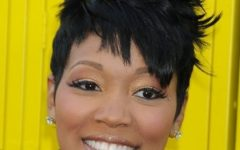 Choppy Asymmetrical Black Pixie Haircuts