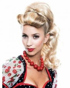 Fifties Long Hairstyles