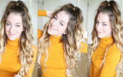 Half Up Half Down Ponytail Hairstyles
