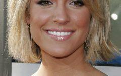 Kristin Cavallari Medium Haircuts