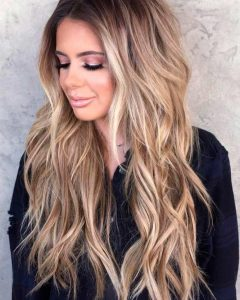 Layered Long Haircut Styles