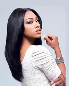 Long Haircuts For Black Women