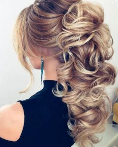 Long Hairstyles Formal Occasions