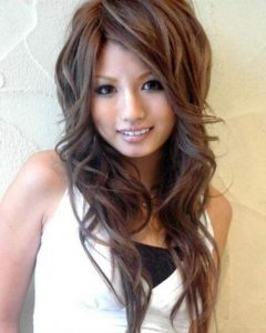 Long Hairstyles With Short Layers On Top