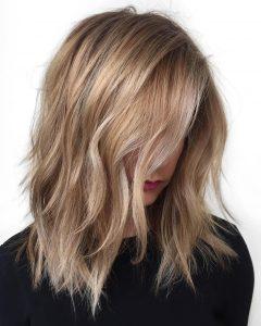 Sexy Sandy Blonde Hairstyles