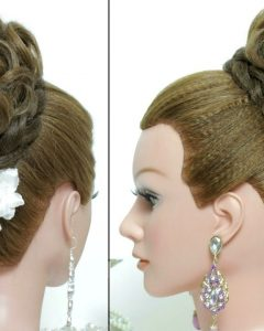Updos Wedding Hairstyles for Long Hair