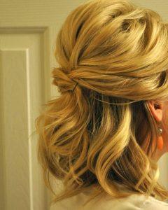 Wedding Hairstyles For Medium Length Layered Hair