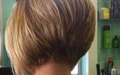 Inverted Bob Haircuts