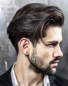 Amber Undercut Hairstyles For Long Face