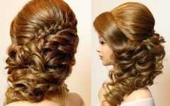 Braid and Curls Hairstyles