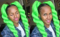 Braid Rave Hairstyles