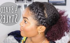 Braided Hairstyles with Real Hair